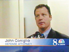 John R. Coniglio - Santa Cruz DUI Attorney
