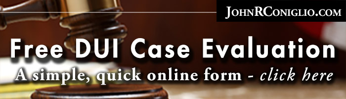 Free DUI Case Evaluation - A simple, quick online form - click here
