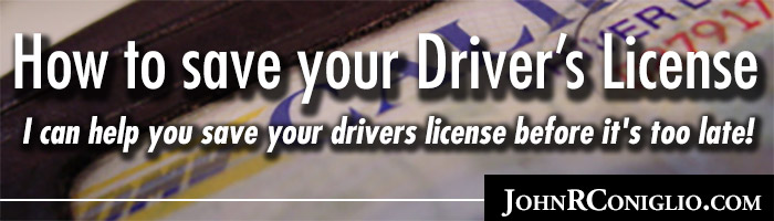 How to Save Your Drivers License: I can help you save your drivers license before it's too late